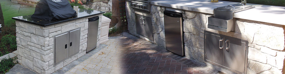 Woodridge Builders - Outdoor Kitchens